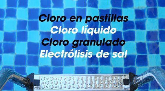 Tratamientos de cloro