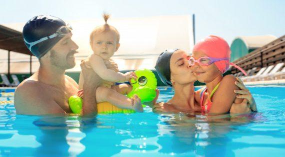Aforo piscinas comunitarias en la fase 3