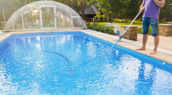Métodos de desinfección de una piscina sin productos químicos