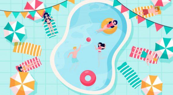 ¿Qué ventajas tiene una piscina redonda?