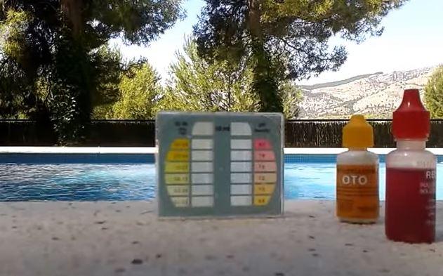 Poolwork - Medidor de Cloro y pH